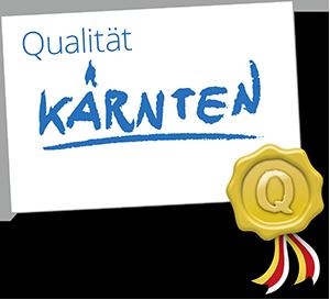 Icon Kärnten Qualität